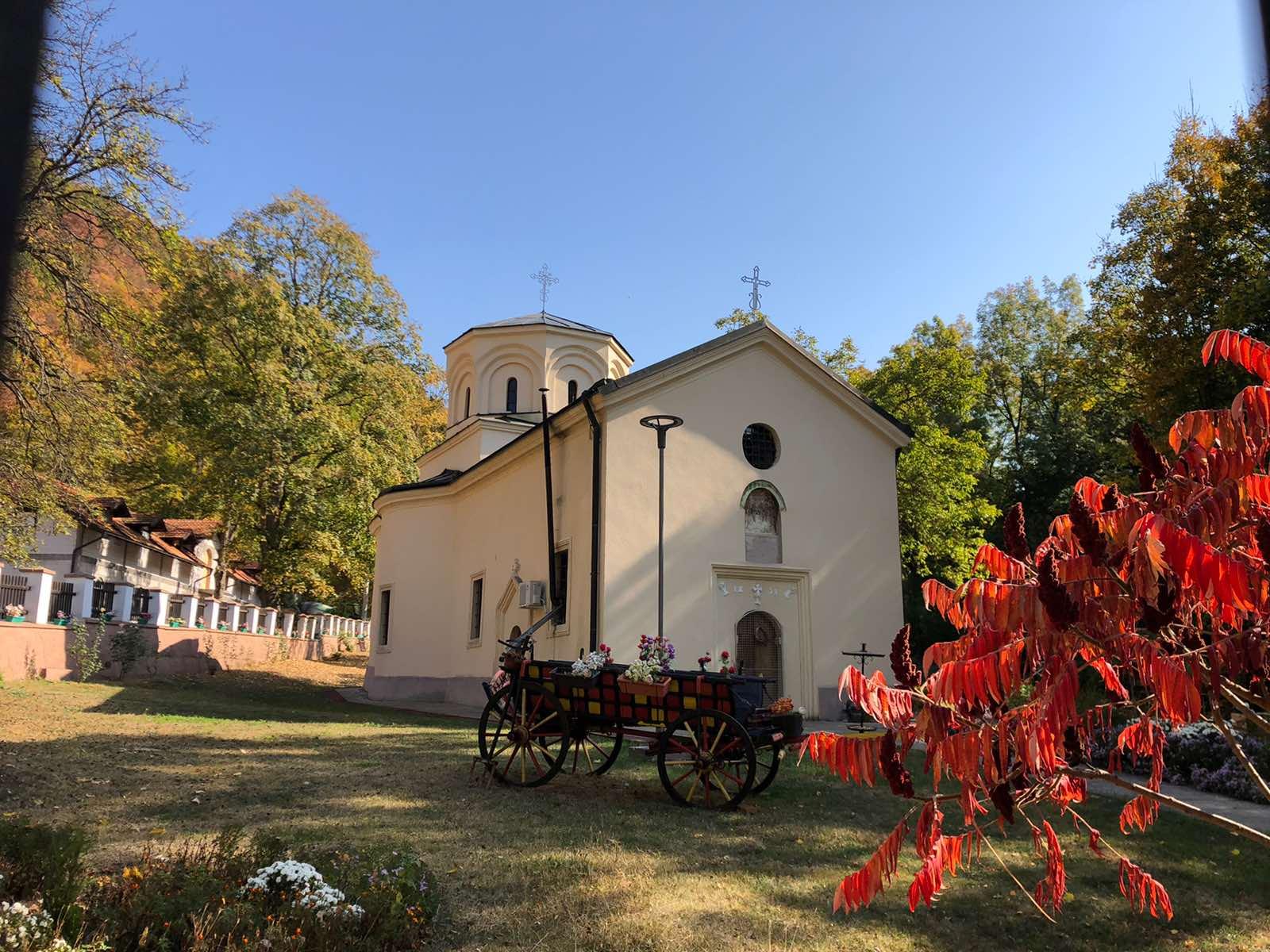 Manastir Svetog arhangela Gavrila u Pirkovcu, foto: M. Miladinović
