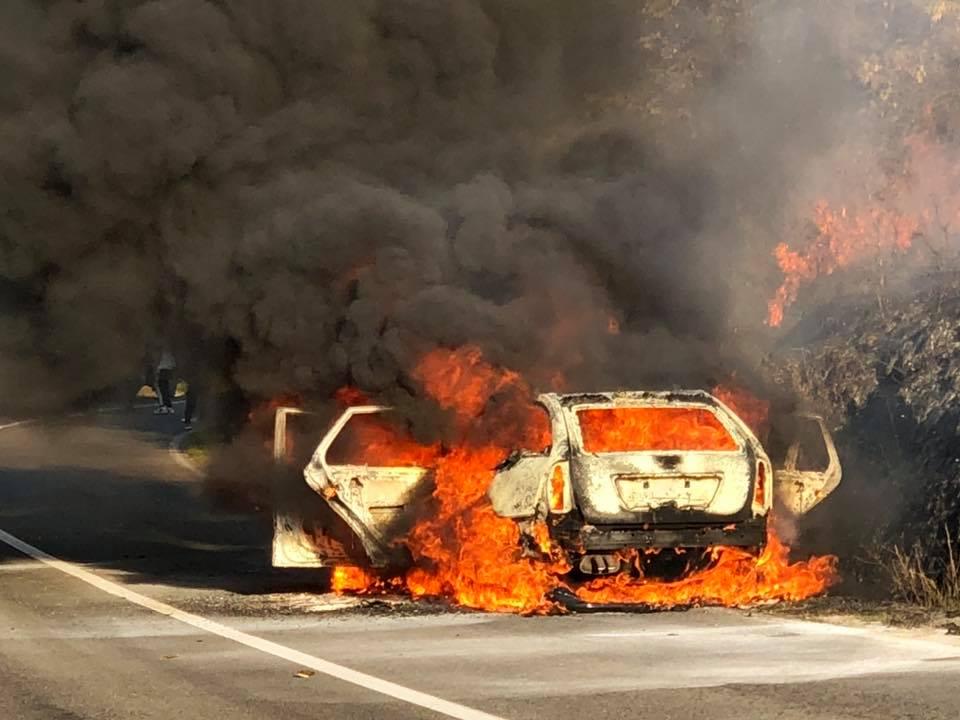 Požar, foto: Marko Miladinović