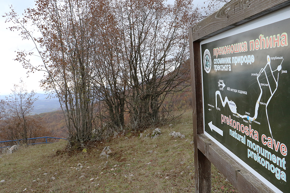 Ulaz, Prekonoška pećina, foto: Svrljiške novine