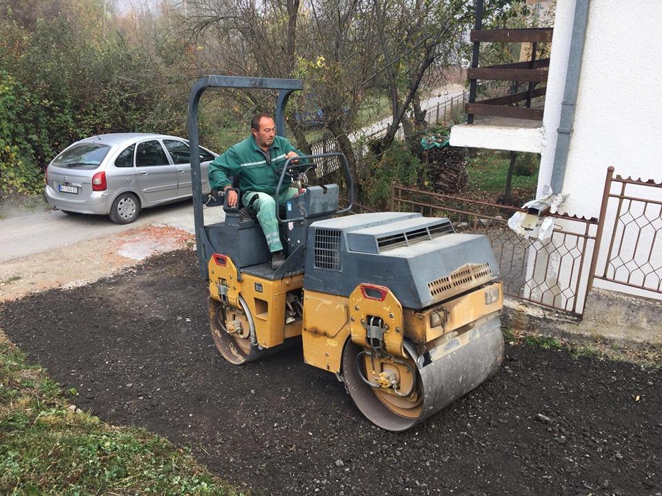 Radovi u Niševcu, foto: N.R.