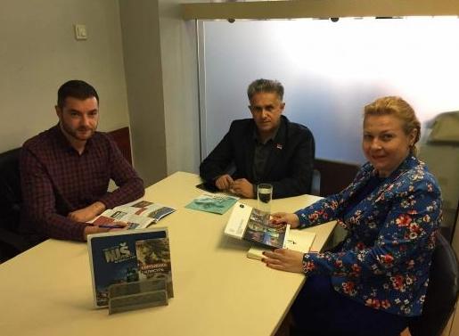 Sastanak u Nišu, foto: Turistička organizacija Niš