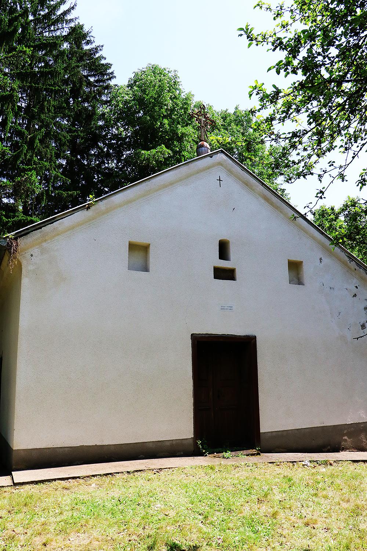 Crkva u Manojlici, foto: M.M.
