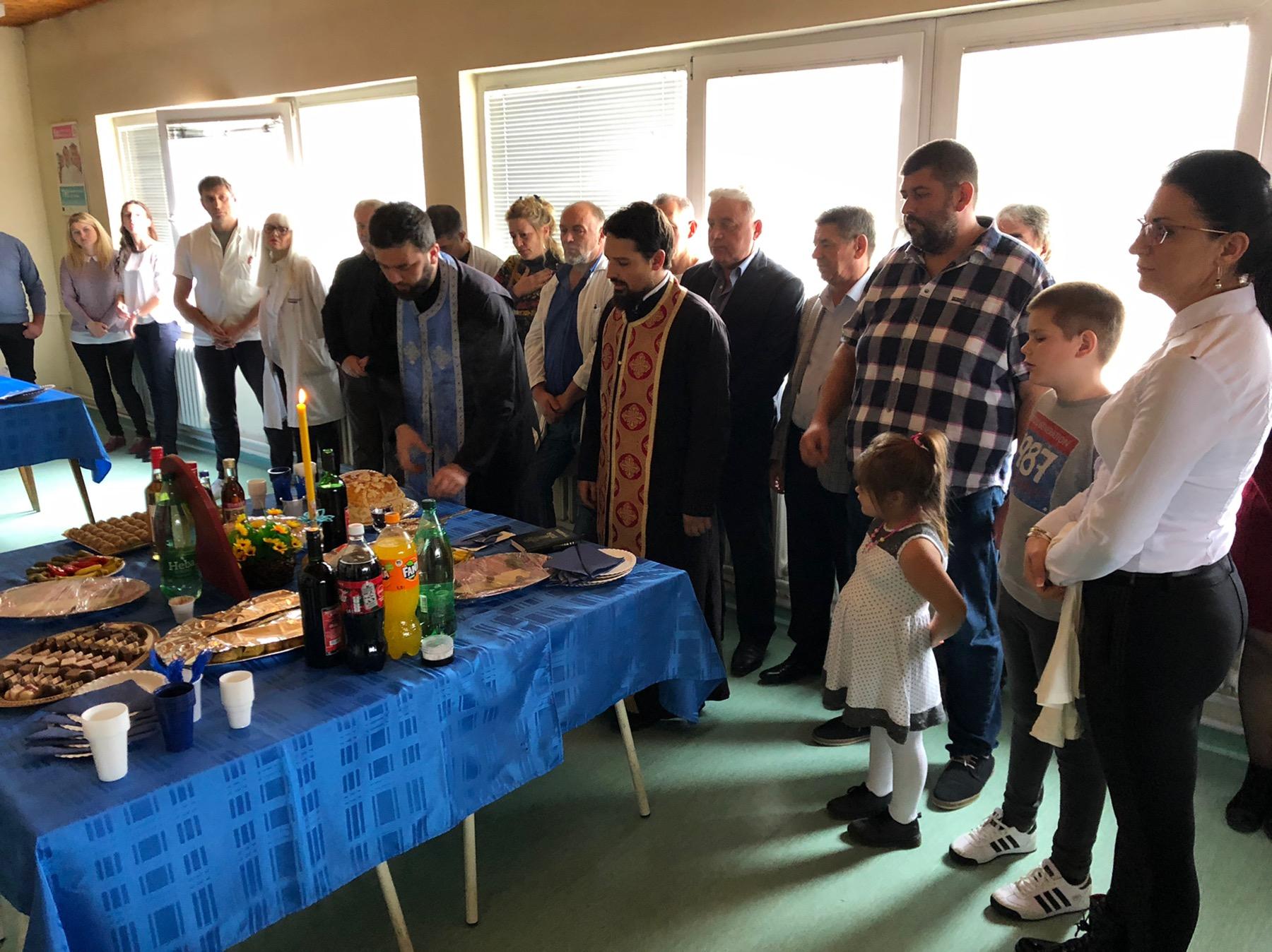 Slavski dan u Domu zdravlja, foto: M. Miladinović