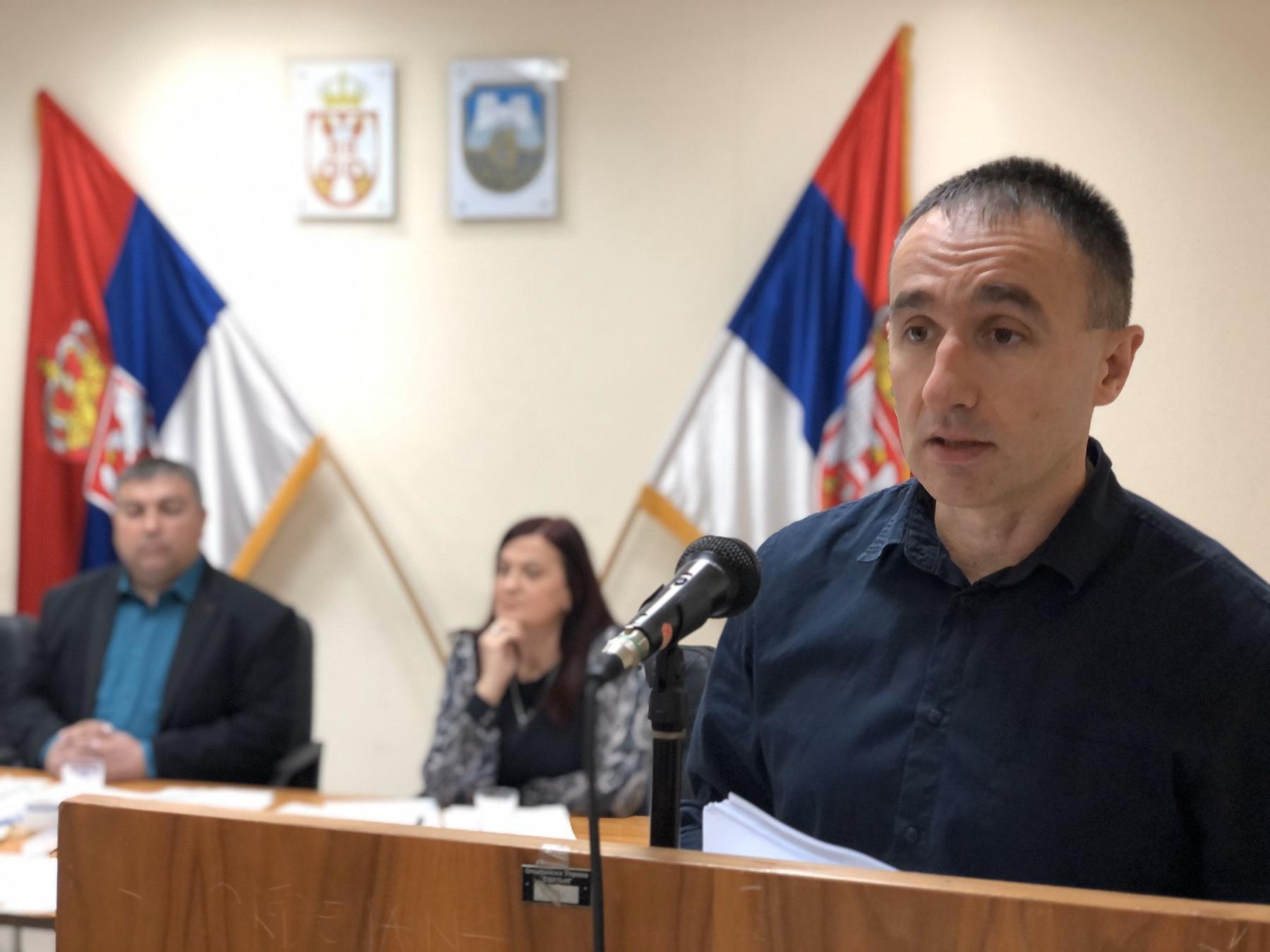 Milan Videnović (DS), foto: M. Miladinović
