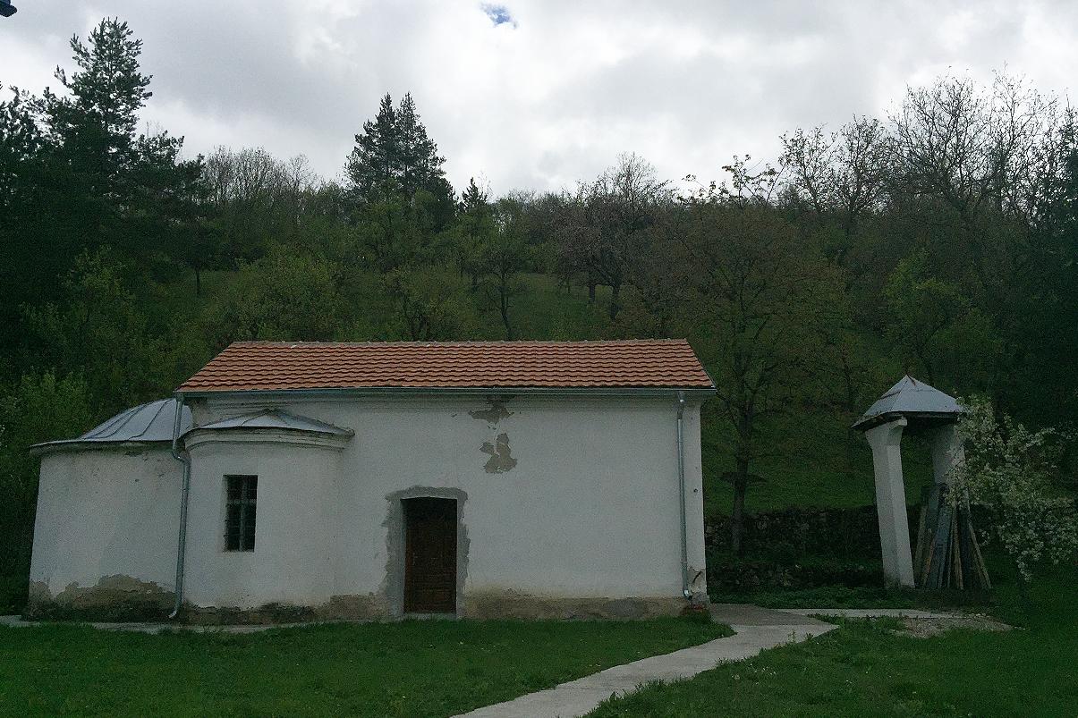 Crkva u selu Gulijan, foto: Svrljiške novine