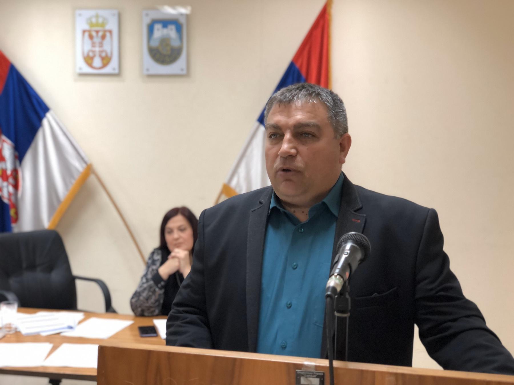 Goran Jeremijić (SNS), foto: M. Miladinović