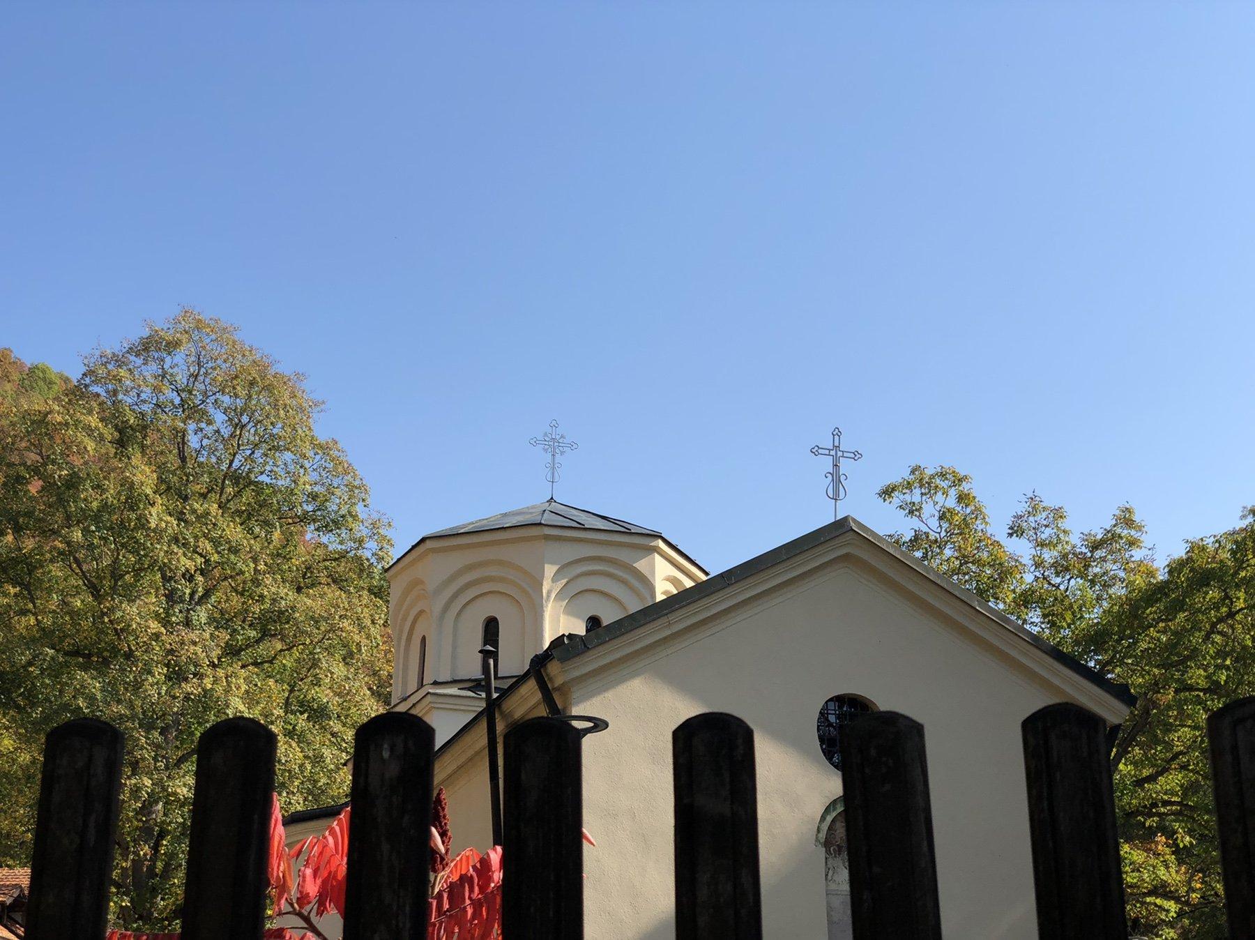 Manastir Svetog arhangela Gavrila Pirkovac, foto: Svrljiške novine