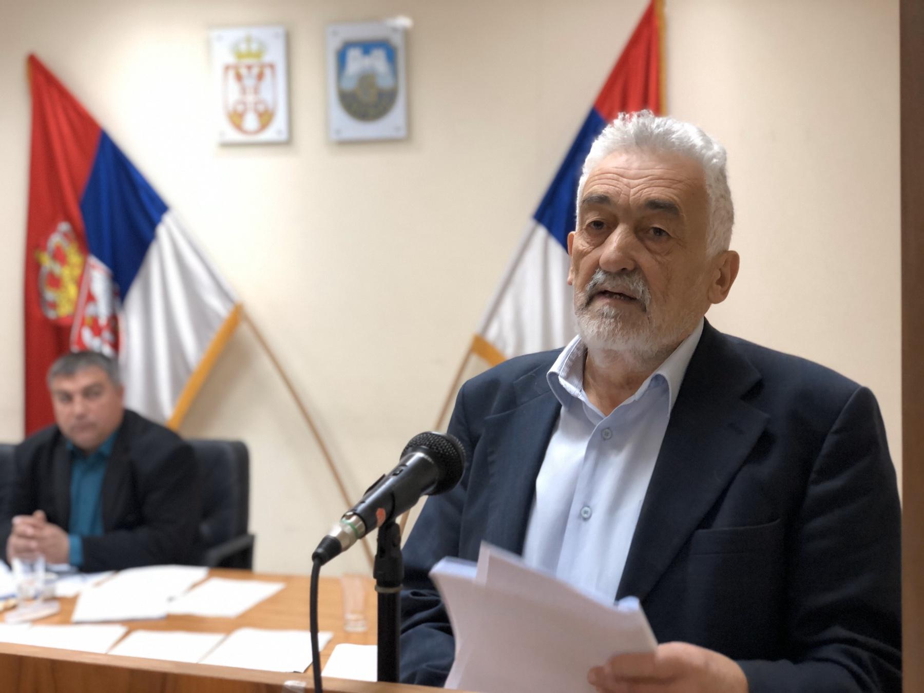 Raco Mentović (SPS), foto: M. Miladinović
