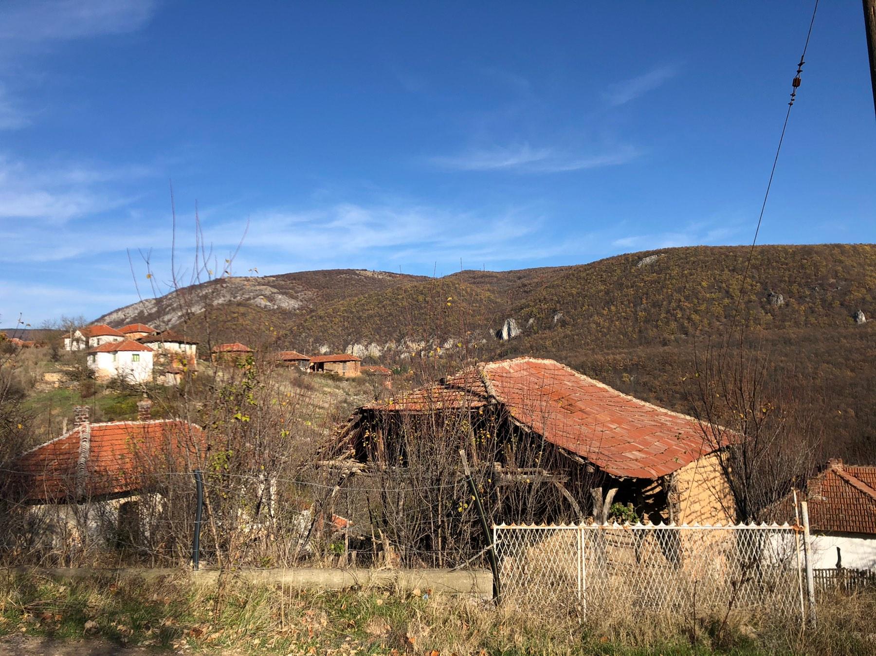 Labukovo, pogled na selo, foto: S.M.