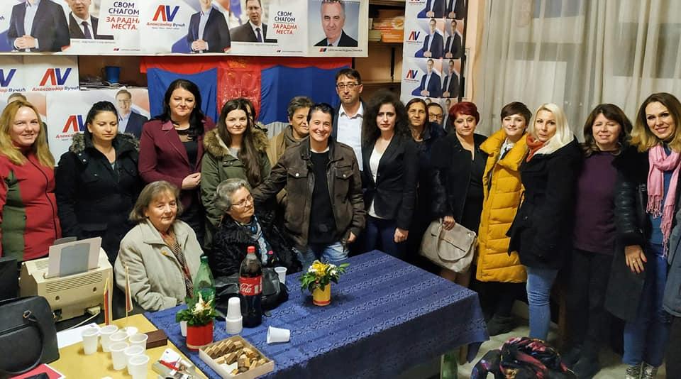 Unija žena OO SNS Svrljig, foto: S. Milutinović