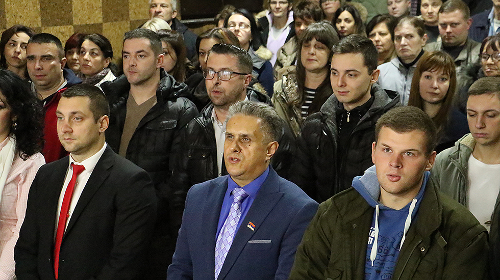 Ujedinjena seljačka stranka, foto: M. Miladinović
