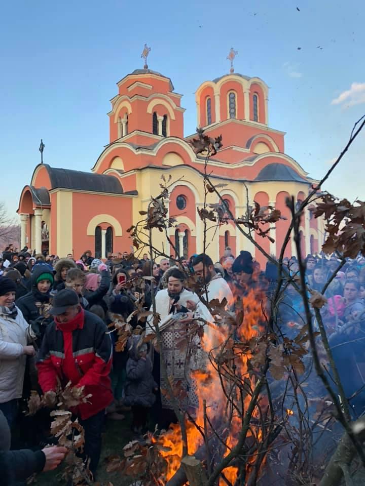 Badnji dan u Svrljigu, foto: M. Miladinović