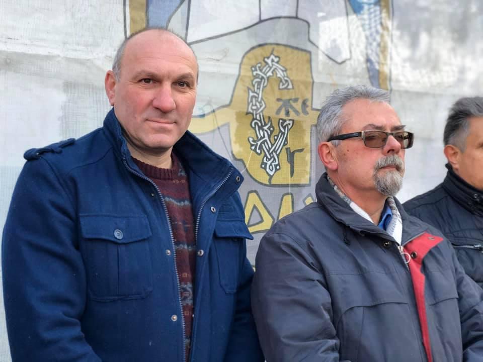 Boban Mijajilović i Zoran Lazarević, foto: M. Miladinović