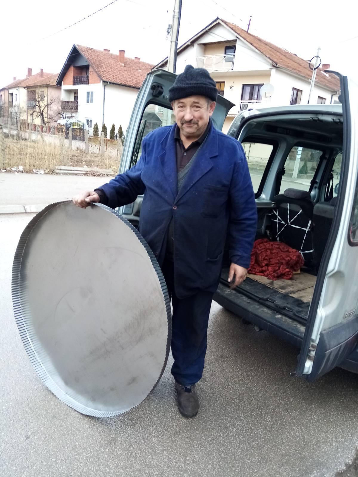 Mile Pavlović Kazandžija, foto: L.T.