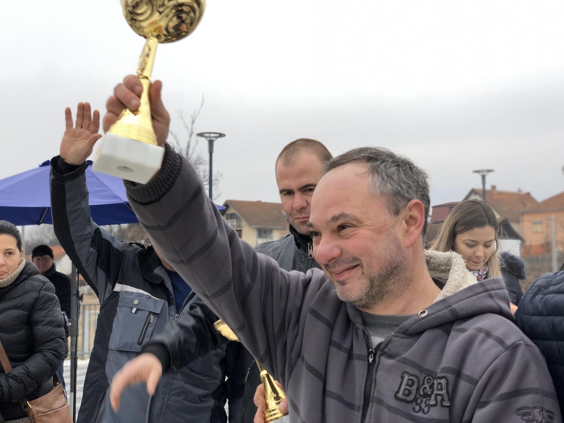 """Najbolje pihtije spremili Svrljižani iz ekipe ,,MIN DIV"""""""