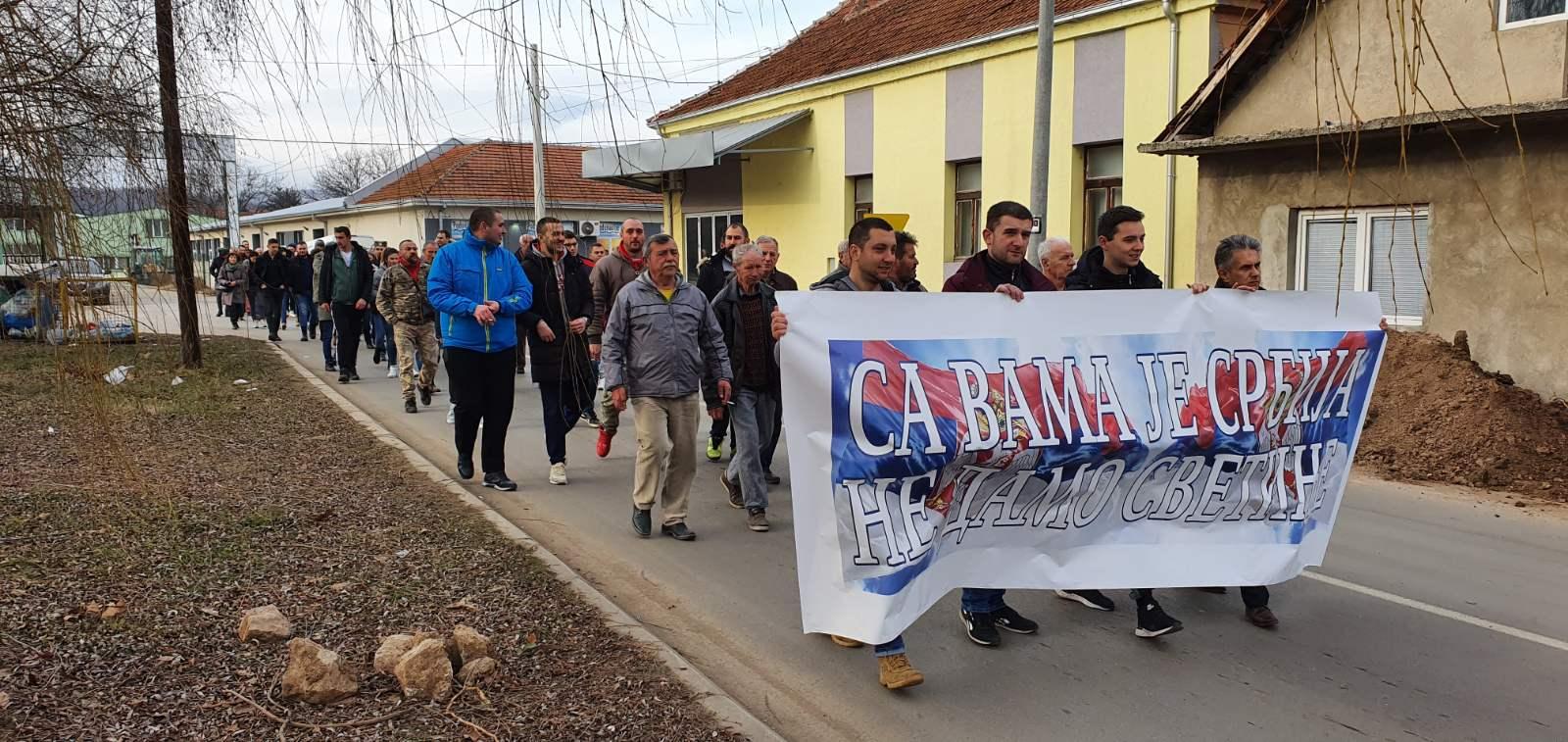 Protestna šetnja, foto: M.S.