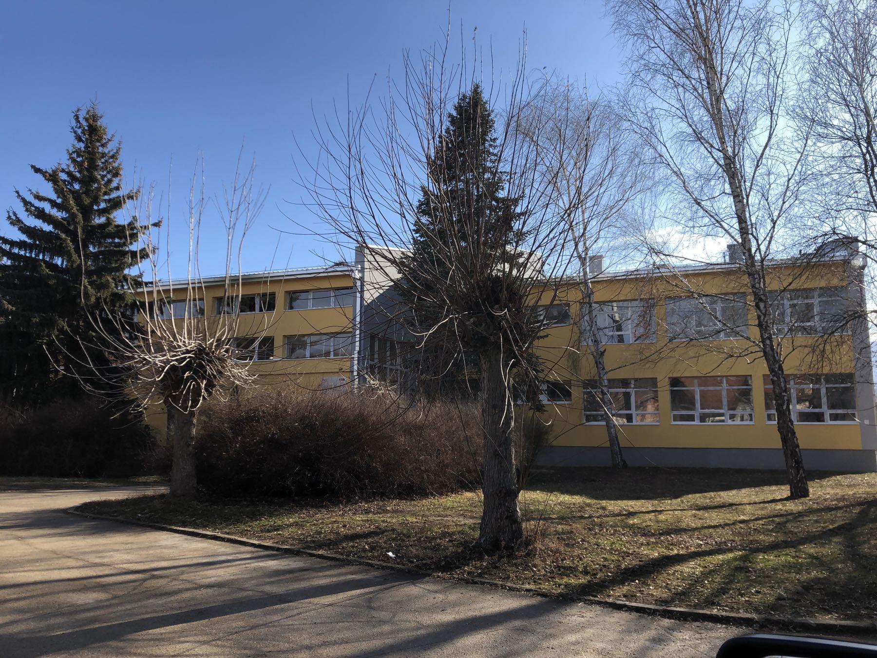 Rekonstrukcija škole, foto: S.A.