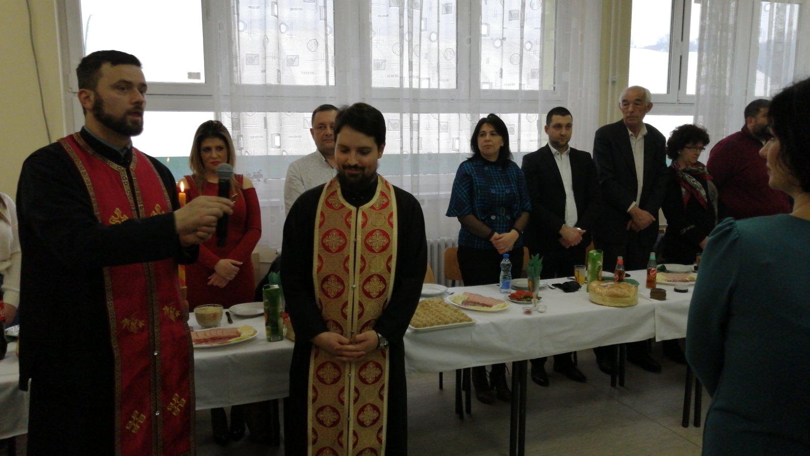 Proslava školske slave, foto: K.A.
