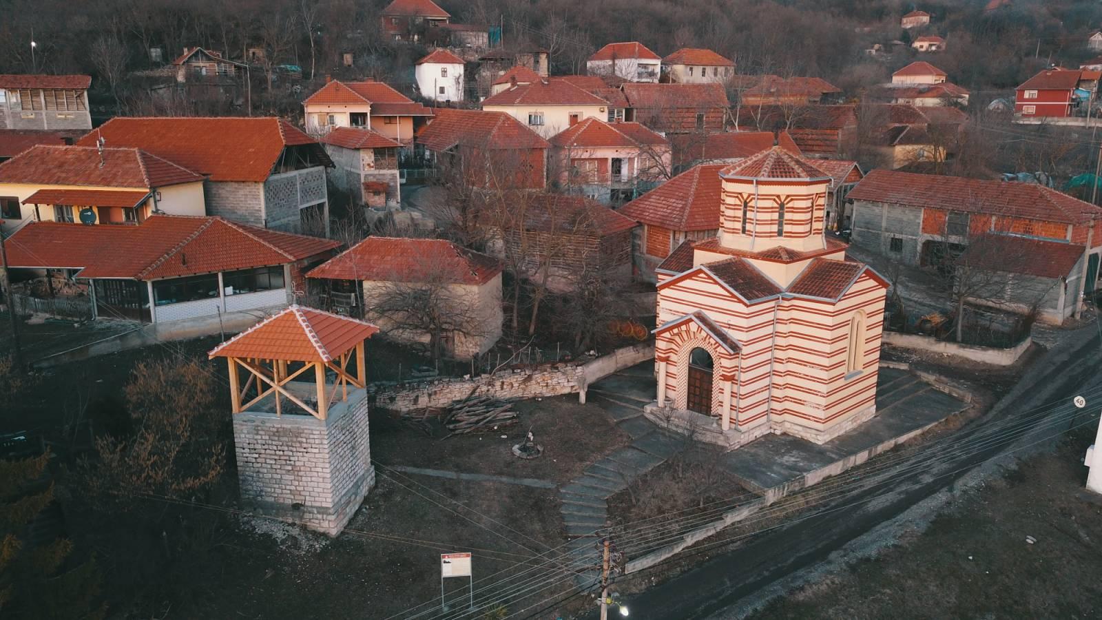 crkva drajinac