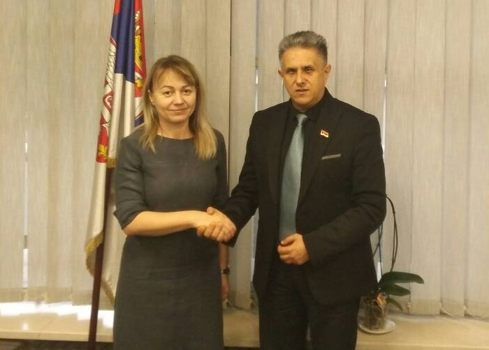 Miletić i Petrović, foto: M.M.
