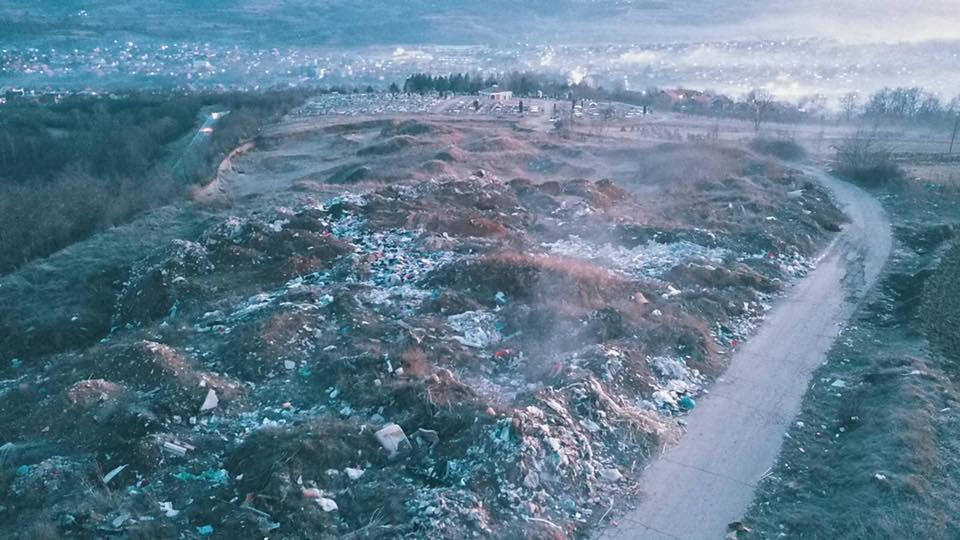 Divlja deponija, foto: Svrljiške novine