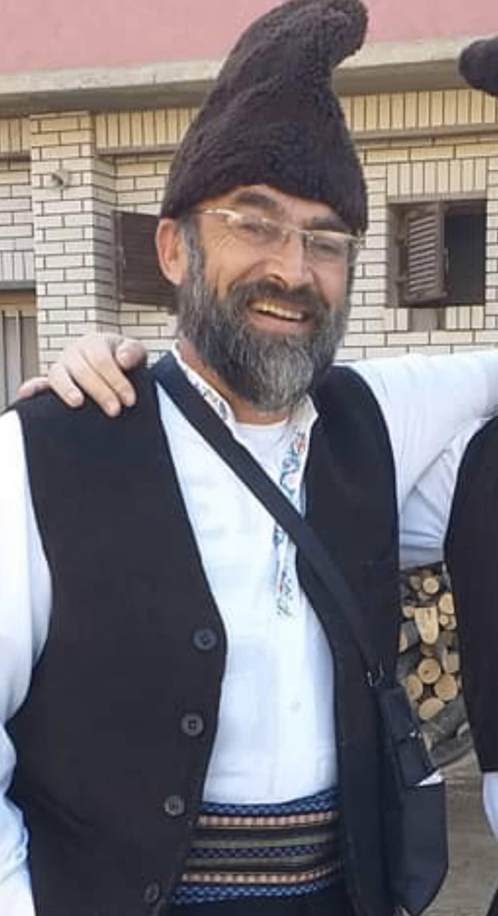 Goran Milojković Moljac, privatna fotografija