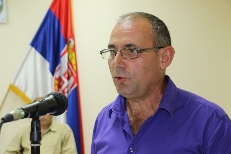 Direktor JKSP ,,Svrljig'' Jovan Đorđević, foto: M.Miladinović