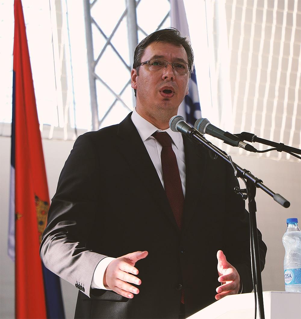 Predsednik Vučić, foto: Marko Miladinović