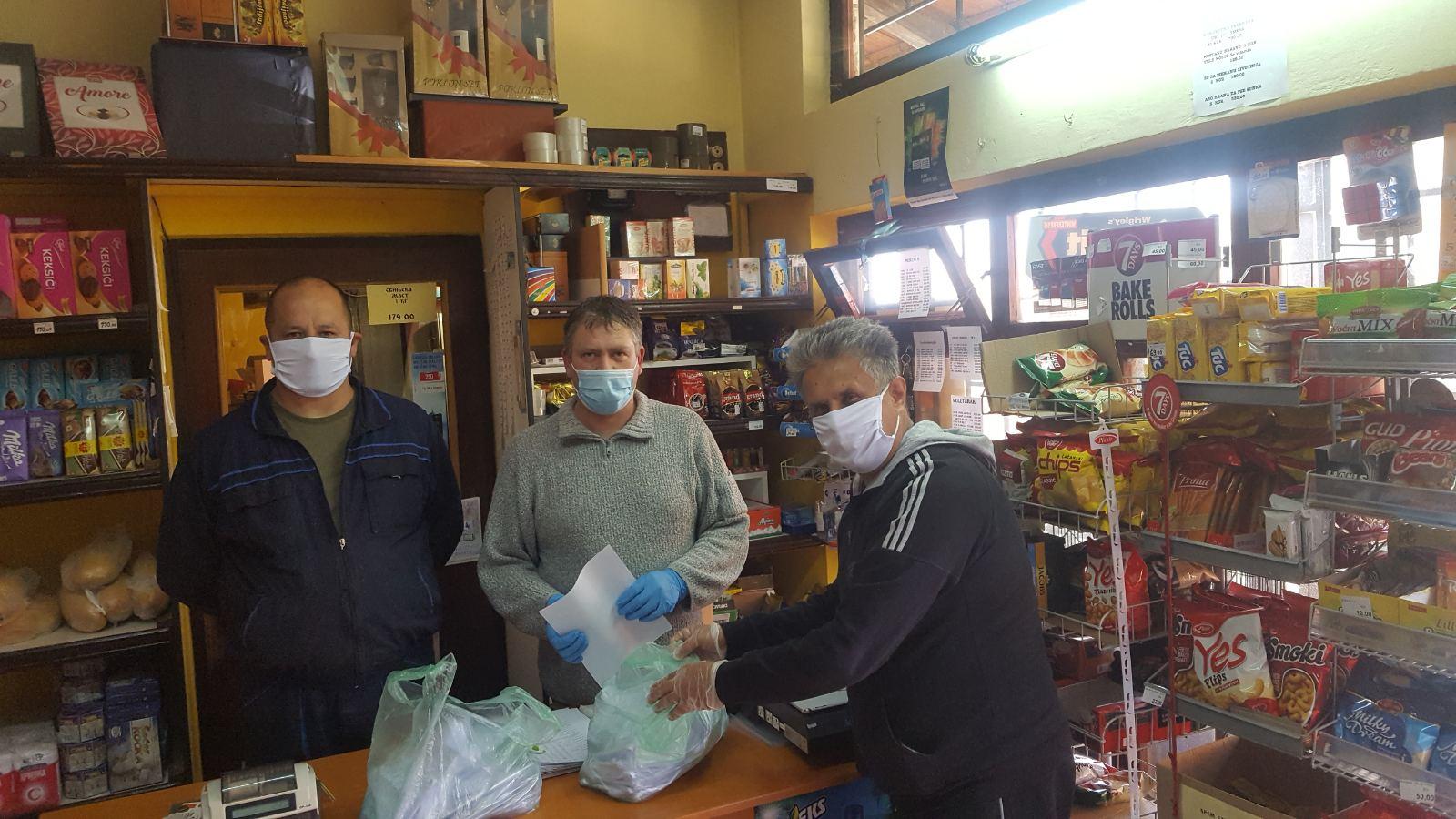 Zaštitne maske pristižu do svakog svrljiškog sela