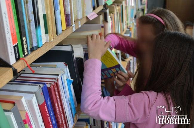 Biblioteka Svrljig, foto: Svrljiške novine