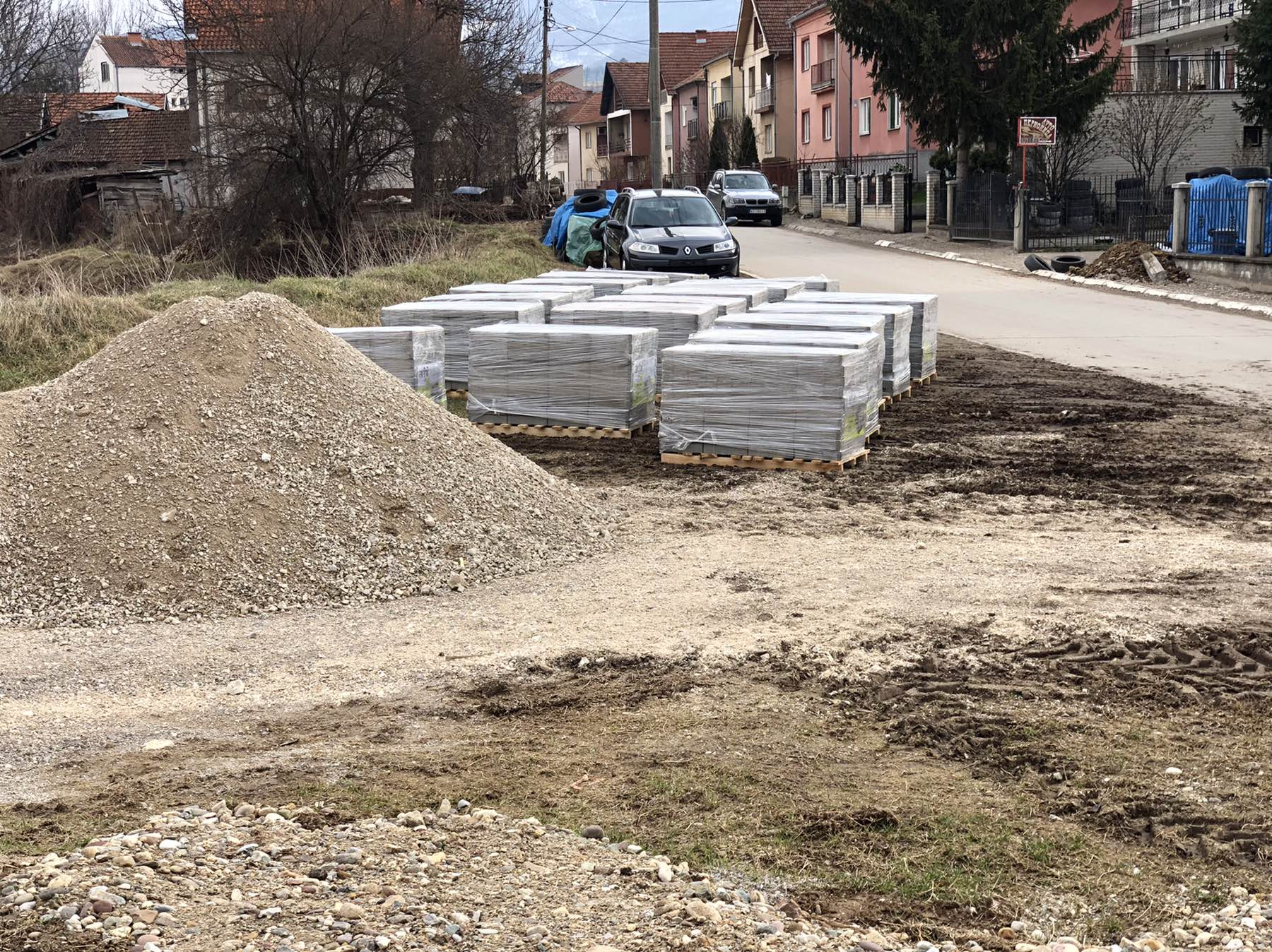 Izgradnja staza pored Svrljiškog Timoka, foto: D.M.