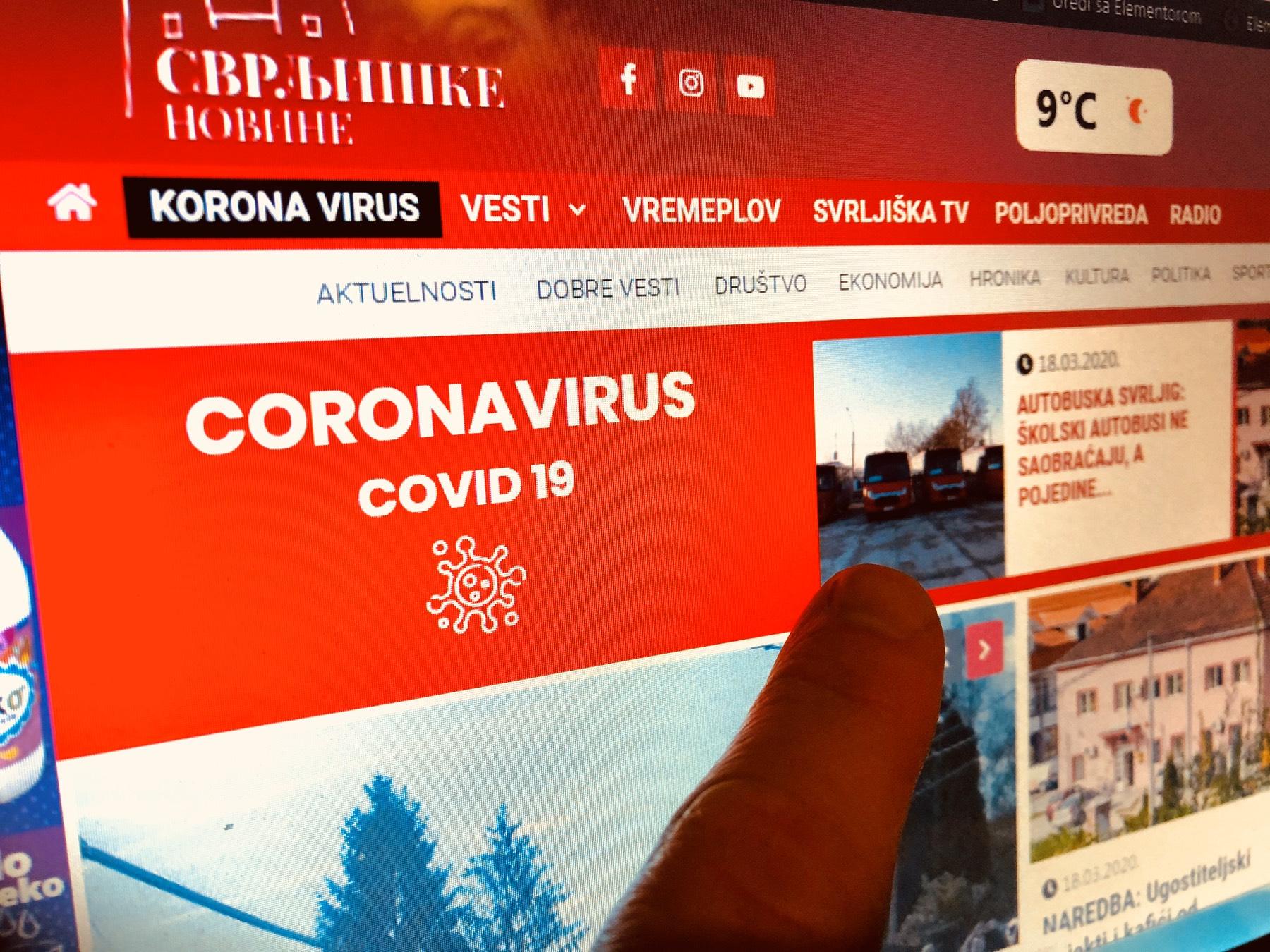 Nova platforma, foto: Svrljiške novine