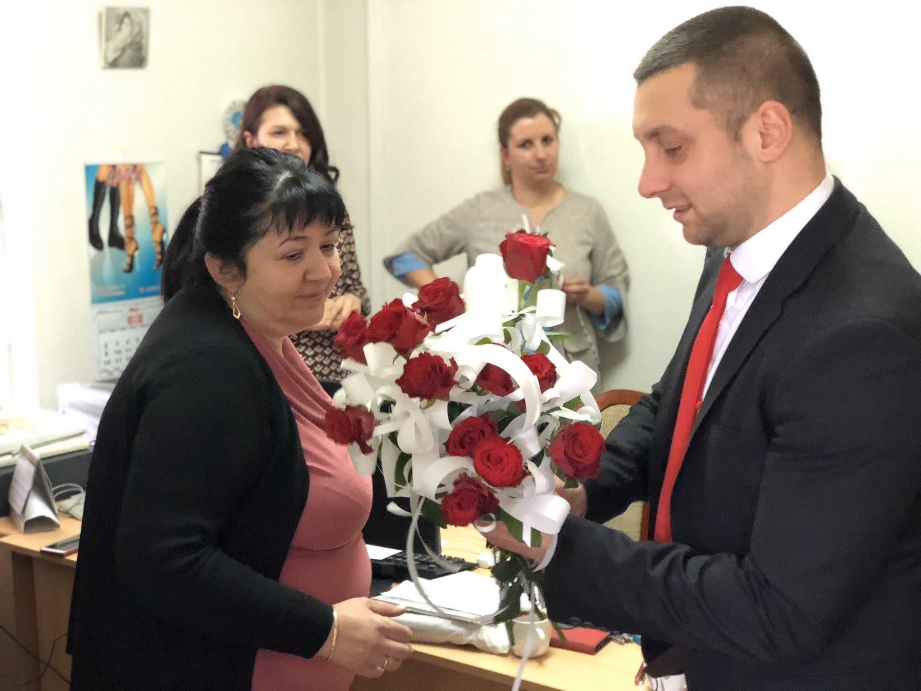 Marković obišao žene, foto: M.M.