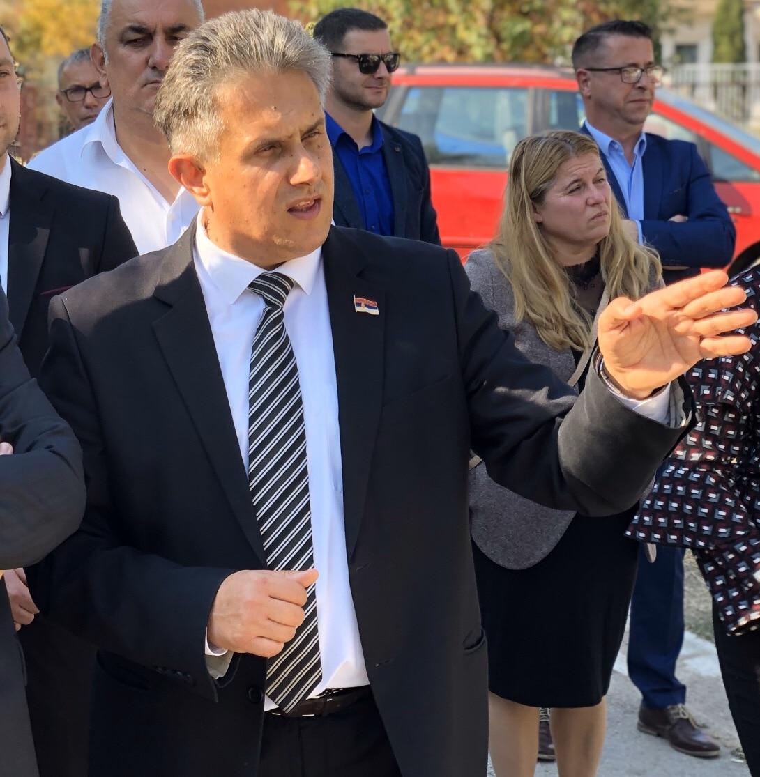 Narodni poslanik Miletić, foto: M.M.