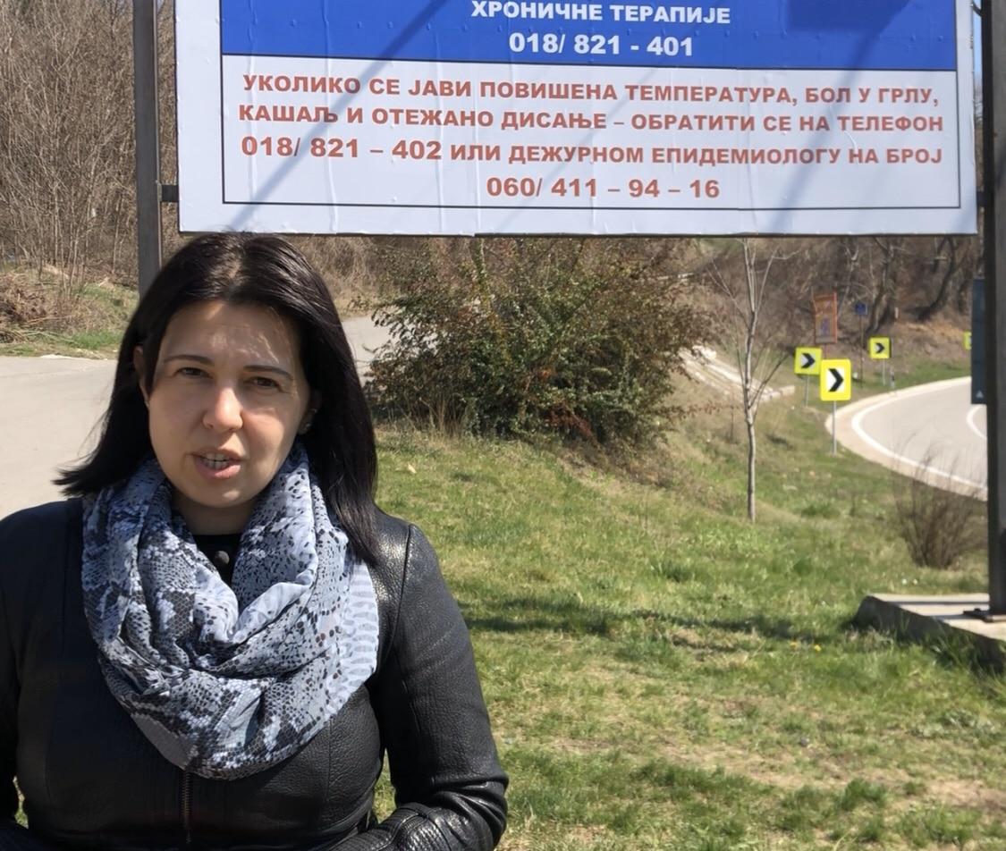 Jelena Trifunović, foto: Svrljiške novine