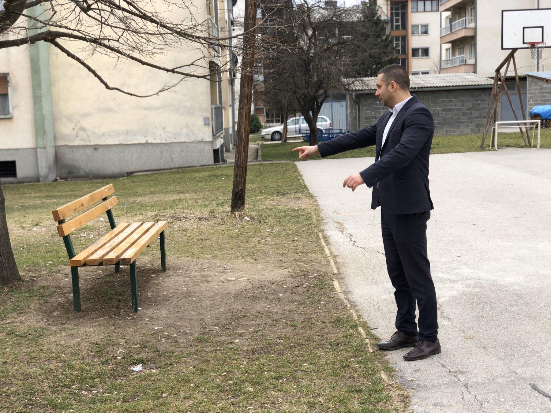 Marković obišao Saraj, foto: M.M.