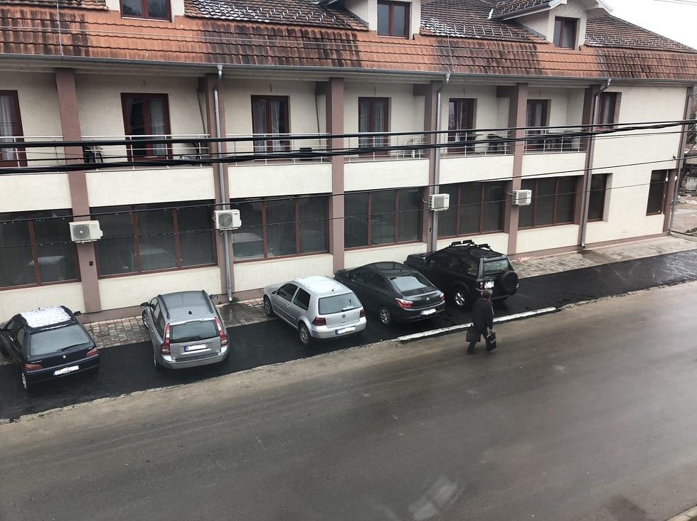 Trotoari u Stavre Partizana, foto: A.A.