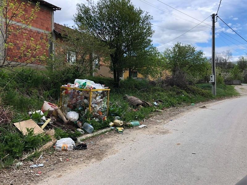 Ulica Ilije Živulovića, Magovac, foto: Svrljiške novine