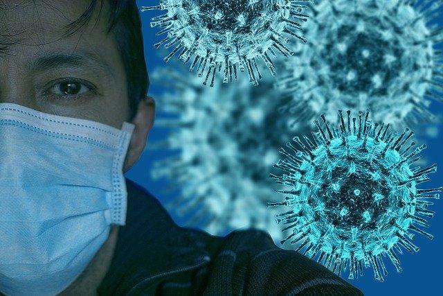 Virus Kovid-19, foto: Fernando Zhiminaicela, preuzeto sa: Pixabay.com