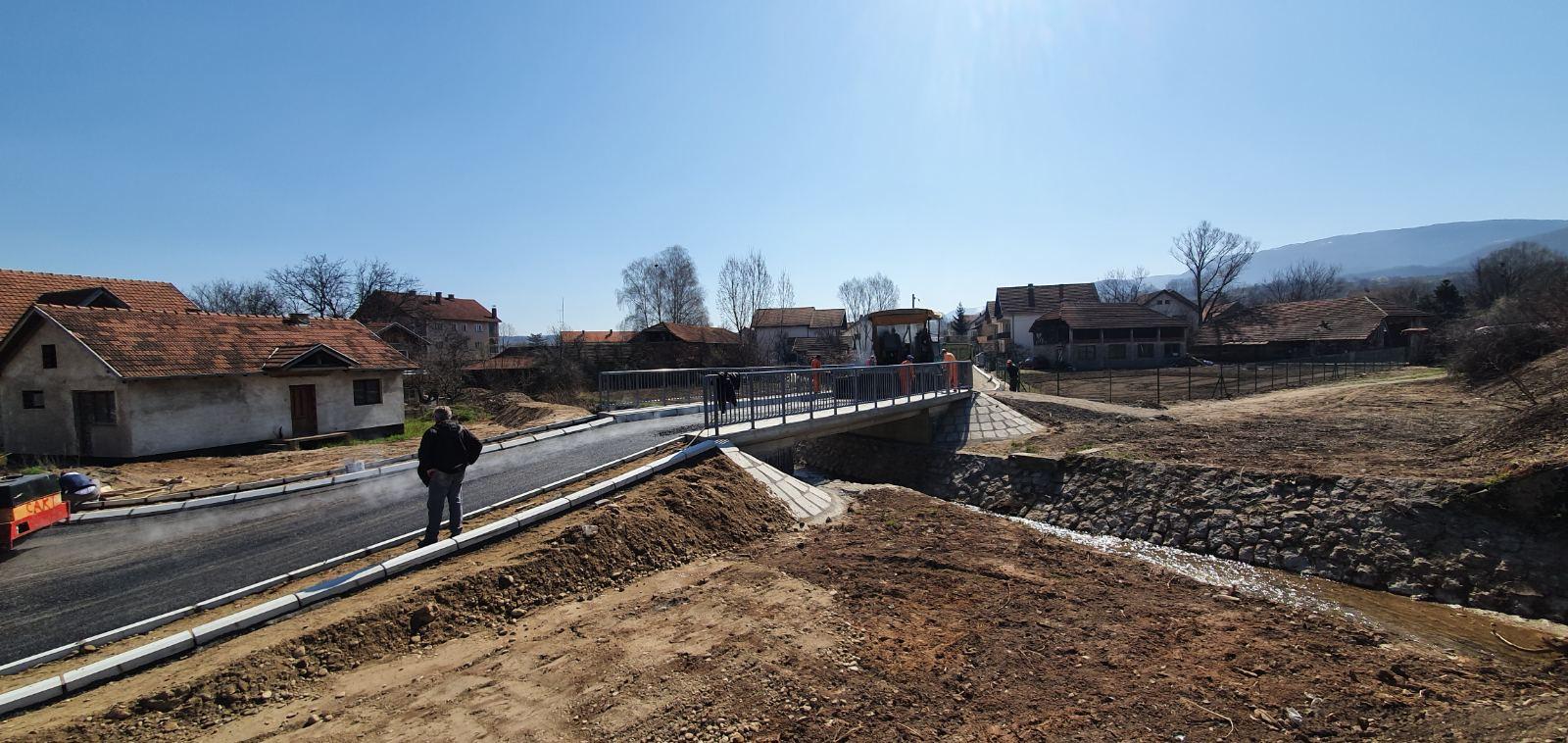 Most preko Pravačke reke, foto: M.M.