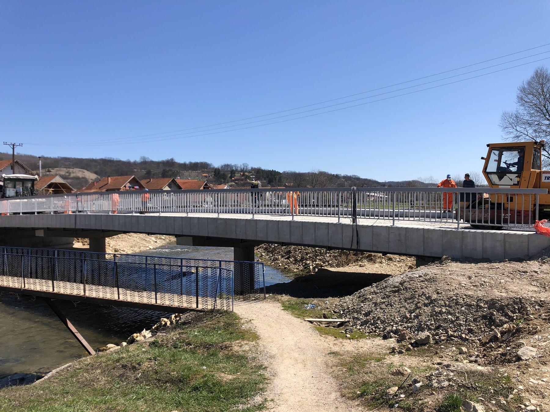 Most preko reke Svrljiški Timok, foto: M.M.