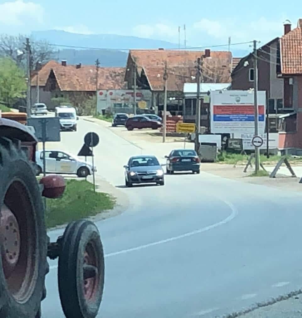 Opština Svrljig, ulaz, foto: M.M.