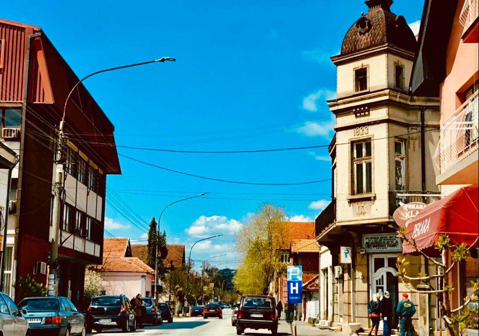 Svrljig, Ulica Hadžićeva, foto: M. Miladinović