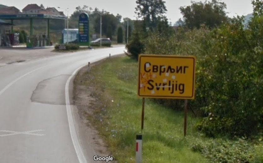 Svrljig, foto: Google maps