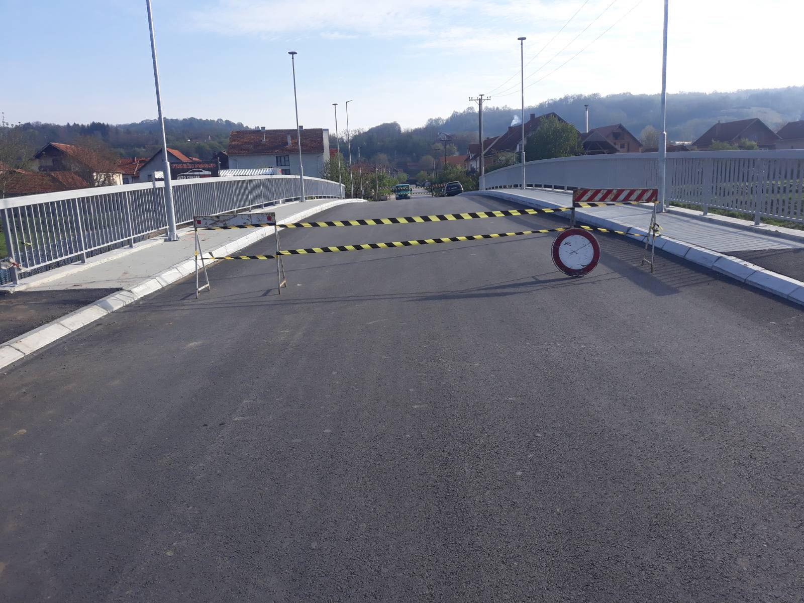 Novi most preko reke Svrljiški Timok, foto: Đ.J.