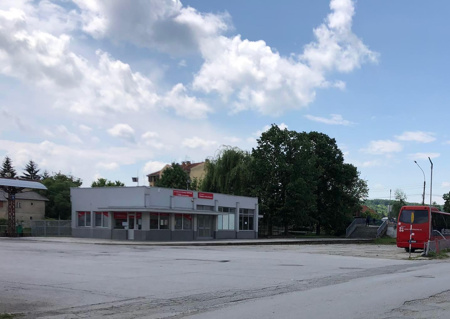 Autobuska stanica Svrljig, foto: M.M.