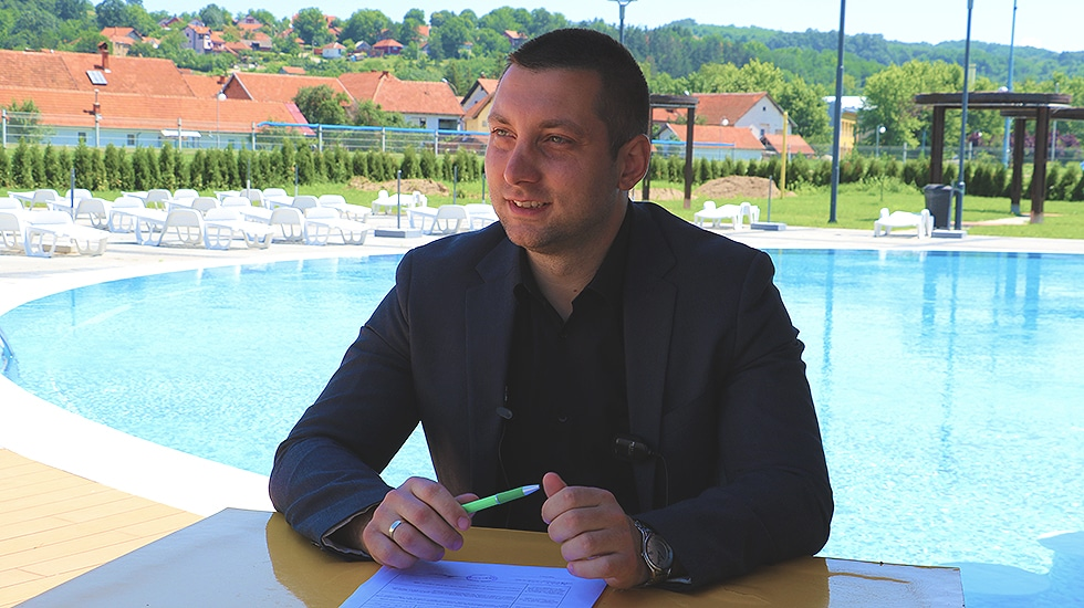 Direktor Marković Miroslav, foto: M. Miladinović