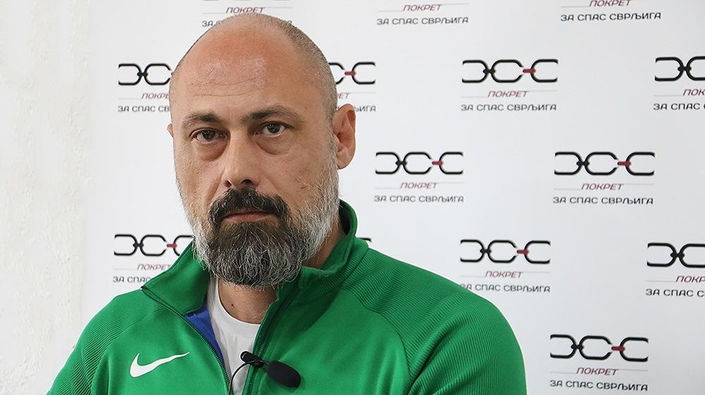 Oliver Đorđević, jedan od osnivača GG ,,Pokret za spas Svrljiga''