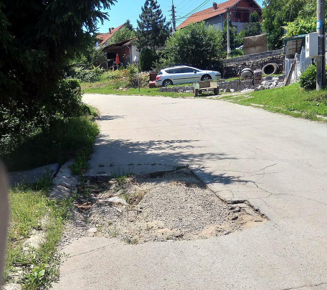 Ulica Radića Crnog, Svrljig, foto: T.I.