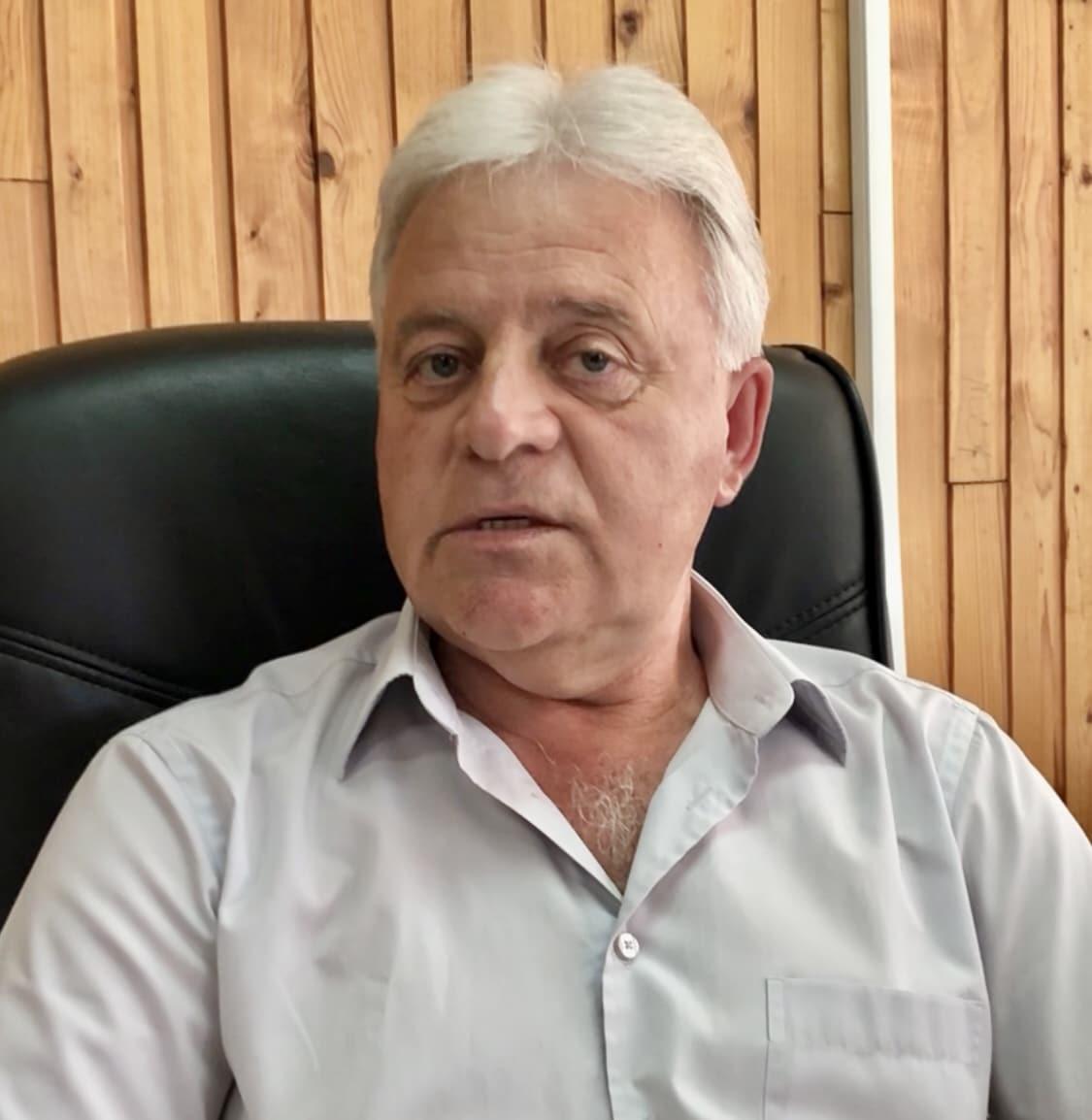 Direktor Ljutomir Davidović, foto: Svrljiške novine
